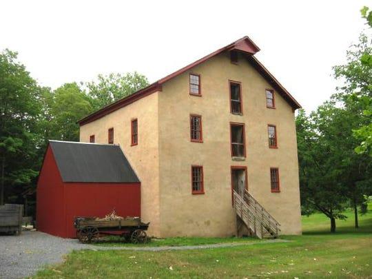 Ralston Cider Mill.