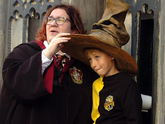 """Harry Potter"" and more fandoms will be represented at the fourth annual Wizarding Weekend on Saturday and Sunday in Ithaca."