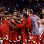 Maryland basketball is just one of the several options sports fans have to watch Saturday when they're stuck indoors.