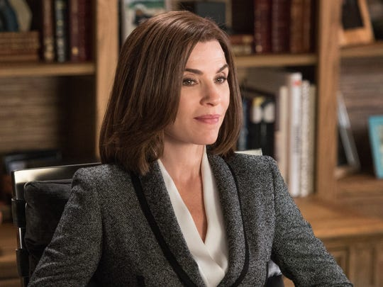 With the exit of 'The Good Wife's' creators in May,