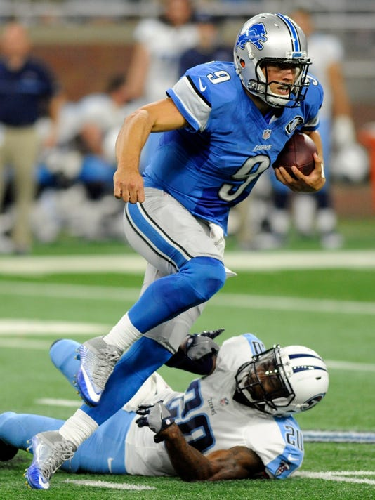 Matthew Stafford, Perrish Cox