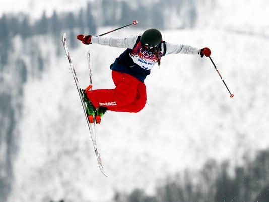 Olympics: Freestyle Skiing-Ladies' Ski Slopestyle Qualification