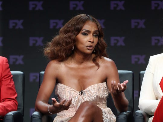 Producer/writer/director Janet Mock speaks onstage