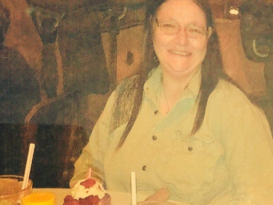 Sumrall firefighter Lorrie Sykes was killed in a hit