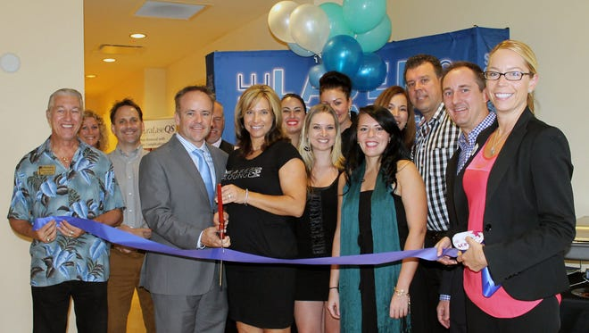 The Laser Lounge Spa opened its Bonita Springs location in January.