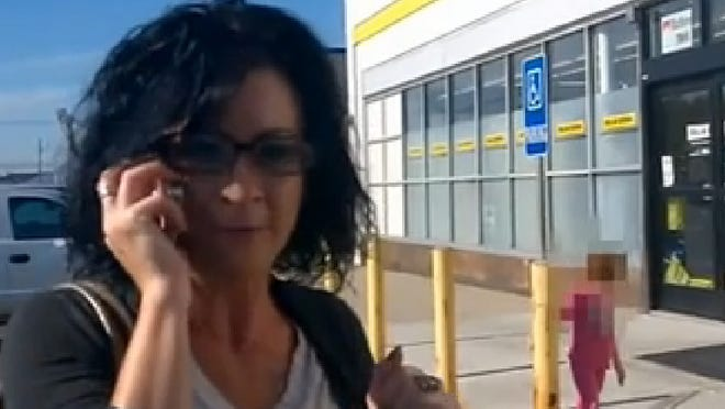 A woman named Janelle rants at a man named Narvell in front of a dollar store in Cheektowaga, N.Y., sparking a wider conversation about segregation and racism in western New York.