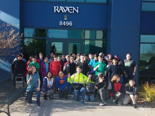D.C. Everest game design students toured Raven Software, a Middleton-based developer of award-winning and best-selling games.