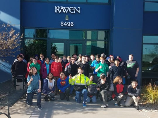 D.C. Everest game design students toured Raven Software, the developer of numerous award-winning and best-selling games.