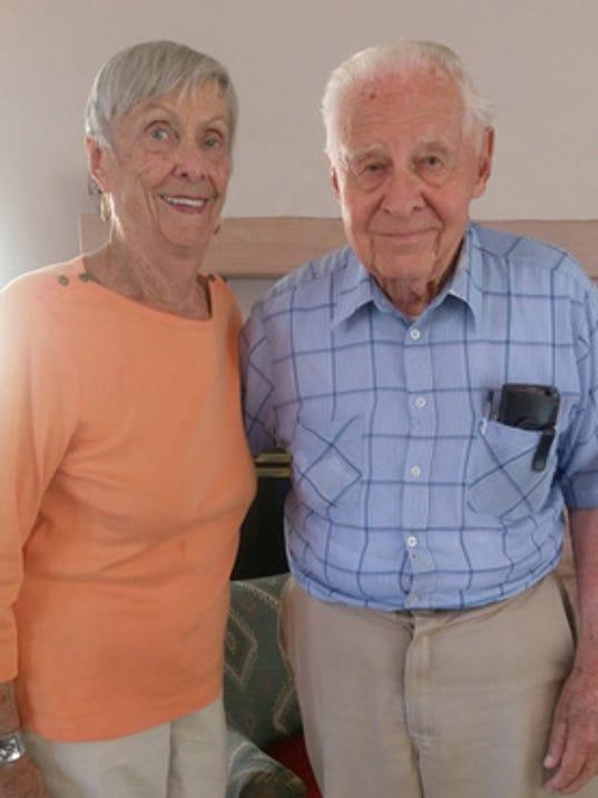 Anniversaries: George McAleer & Betty McAleer