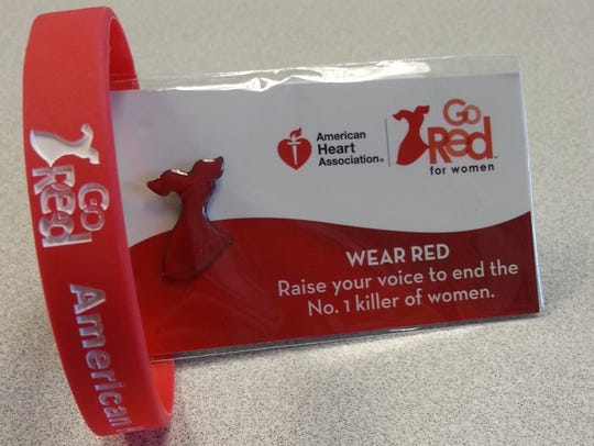 The BetterU program is part of the Go Red For Women