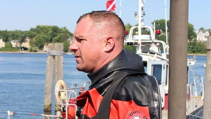 Perth Amboy Dive Team to provide rescue, recovery services