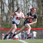 Mount Olive senior Sarah McEvoy leads the team with 45 goals and is a key reason why the Marauders are off to a 9-0 start.
