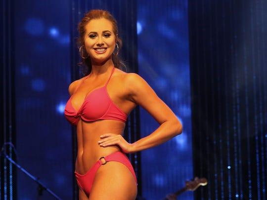 Miss Crescent City New Orleans Emily Randon models