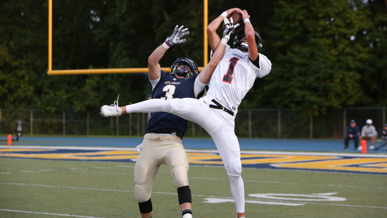 Pinckney's Nick Cain put together some impressive highlights during a 2017 football season which earned him Livingston County Offensive Player of the Year. He talks about his season and what's next.