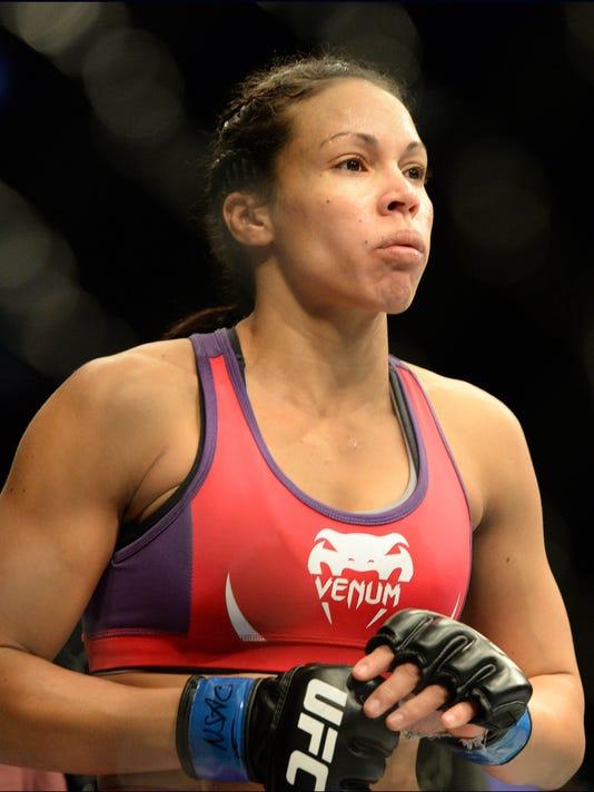 MMA: UFC 182-Dufresne vs Reneau
