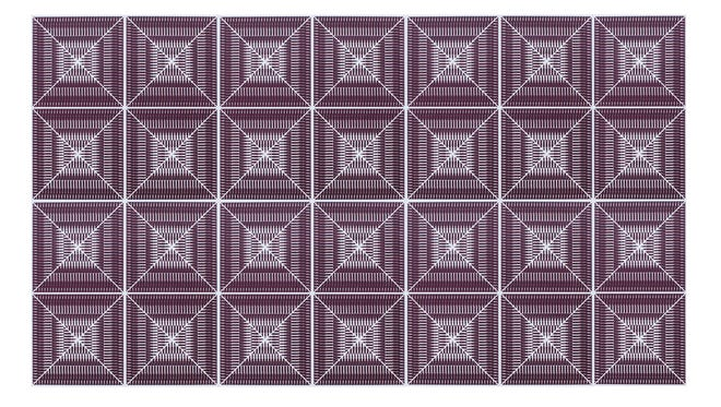"""Jesus De La Rosa, an associate professor of art at Texas A&M University-Kingsville, will have his print titled """"Daily Pattern"""" displayed in the New Prints 2017/Winter exhibit at the the International Print Center New York in New York City."""