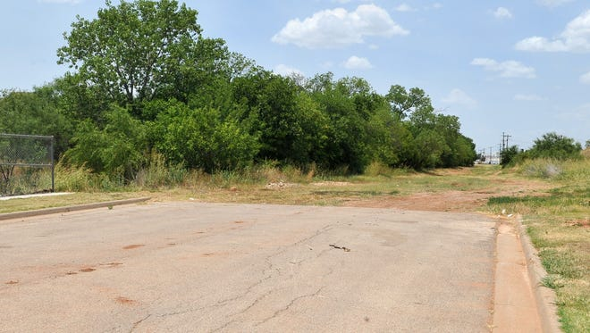 Maplewood Avenue, near the Walmart on Lawerance Road, is part of the 17-million-dollar road improvement plan that Wichita Falls voters approved in March of this year. Maplewood, when completed, will connect with McNiel Avenue.