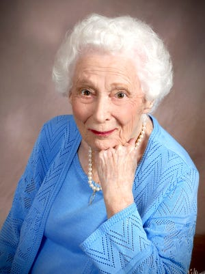 Mary Melva Creel Ratchford, Happy 95th Birthday!