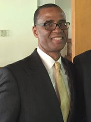 Pastor Louis Forsythe