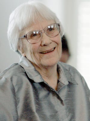 Harper Lee will publish 'Go Set a Watchman' in July.