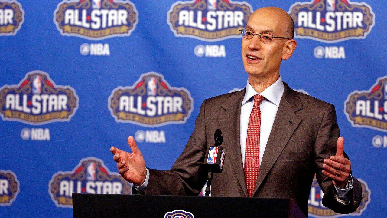 Politics dominate state of the NBA address