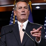 Boehner predicts 'Obamacare' won't be repealed.