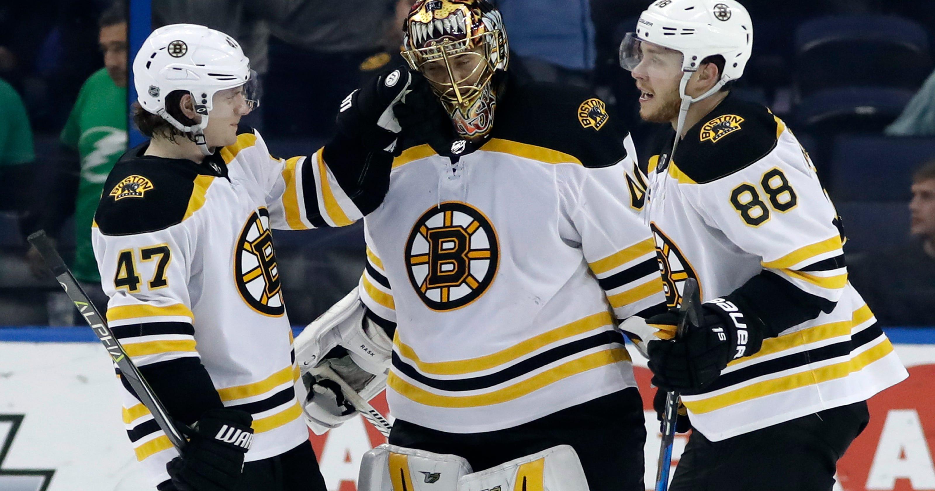 Bruins shut out Lightning 6272a9c97e02