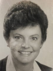 Nancy Marlowe, a Citizen-Times editor and columnist