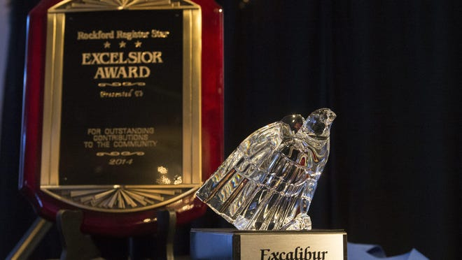 The Register Star's Excalibur and Excelsior awards will be presented online this year.