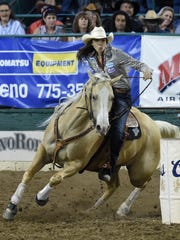 Images from the Reno Rodeo on Thursday June 21, 2018.