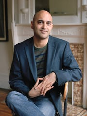 Muslim-American playwright Ayad Akhtar is the author