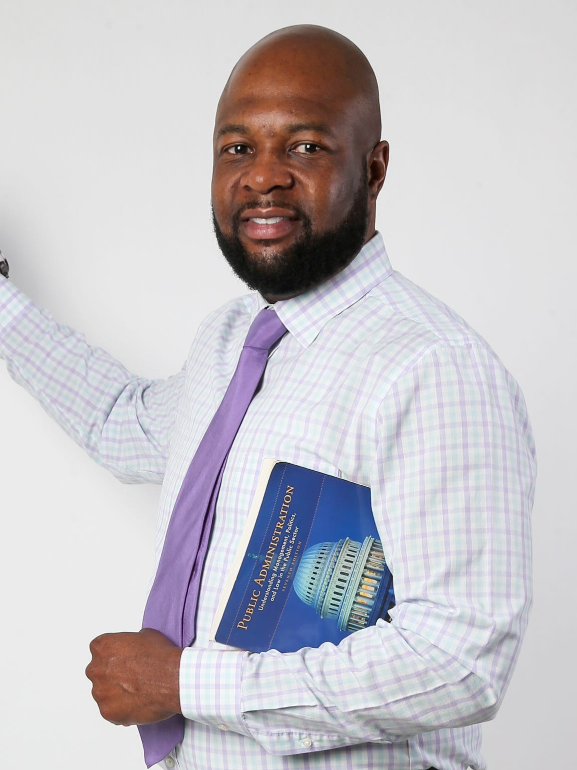 Doray Hill Jr., Assistant professor of government at