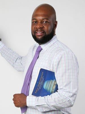 Doray Hill Jr., Assistant professor of government at Howard College.