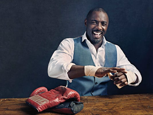 Idris Elba Playboy