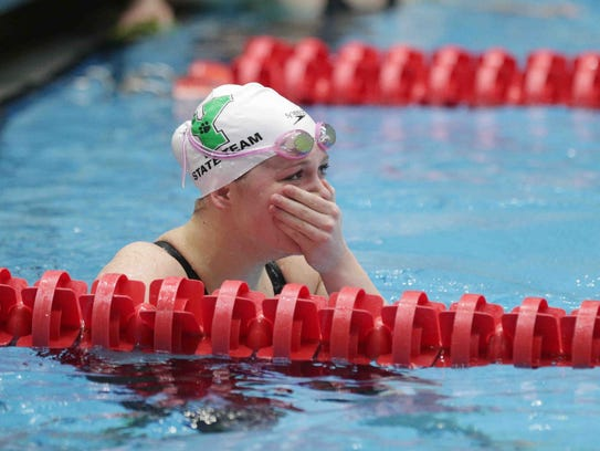 Yorktown's Emily Weiss looks at her time after completing