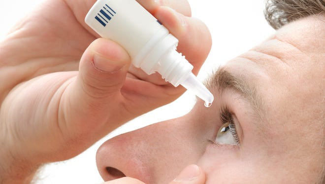 Pharmaceutical  companies were sued by patients using their eye drops to treat glaucoma and other eye conditions.