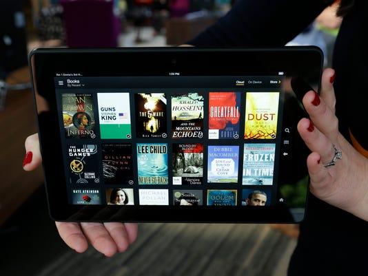 Amazon Kindle Service