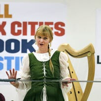 Readers escape to new and familiar places at Fox Cities Book Festival