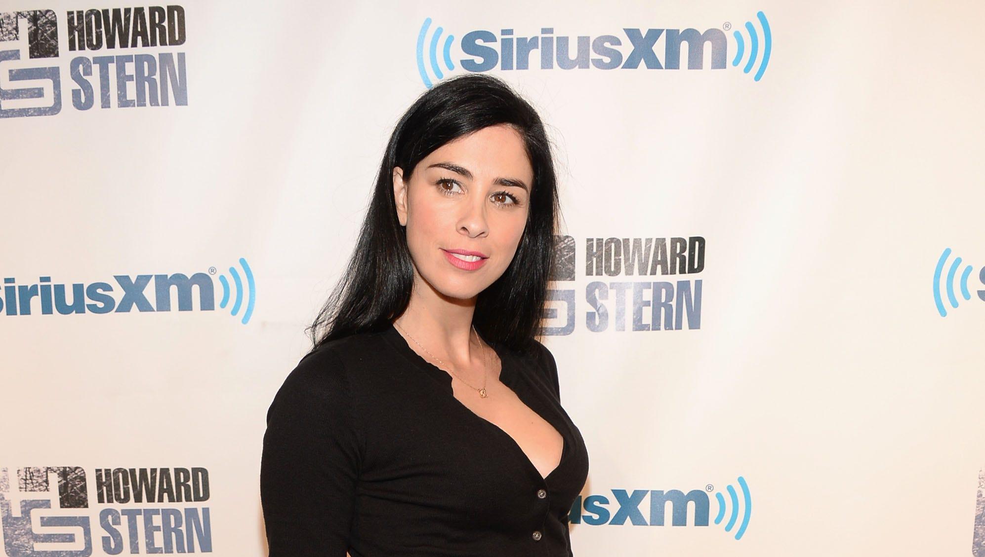 Sarah Silverman vidéo de sexe rousse creampie porno