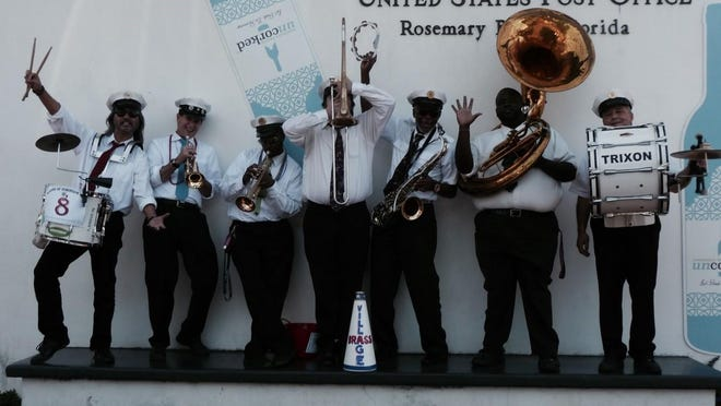 The Village Brass will perform live in concert tonight at Jazz Pensacola's Jazz Gumbo in Seville Quarter.
