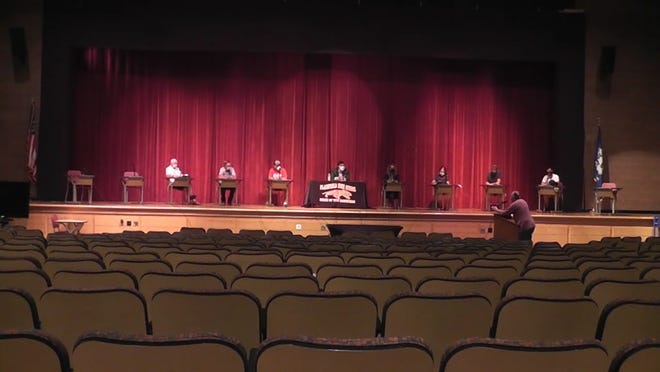 Plainfield finance board meets to discuss ongoing solar panel and high school roof issues on Wednesday
