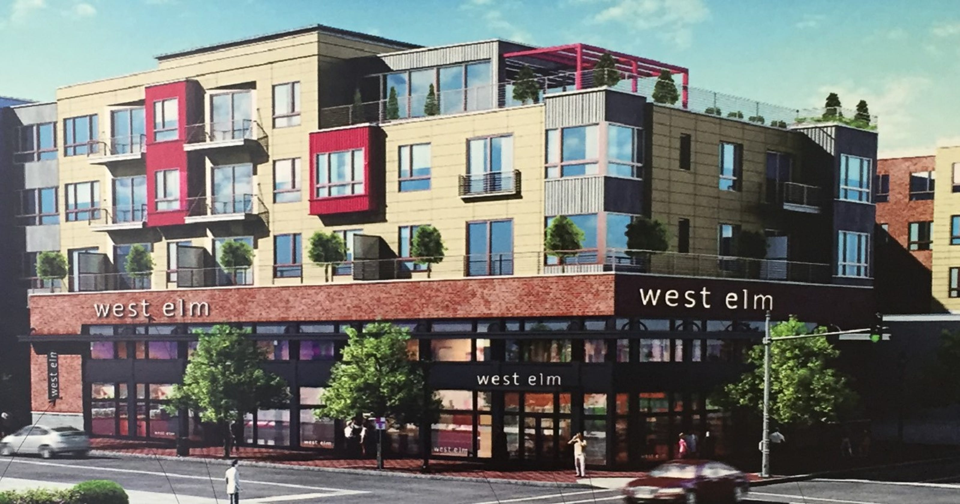 West Elm furniture store coming to Red Bank