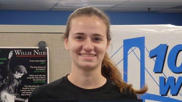Yorktown girls lacrosse's Ellen O'Callaghan is the