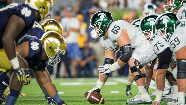 Michigan State-Notre Dame football: Scouting report