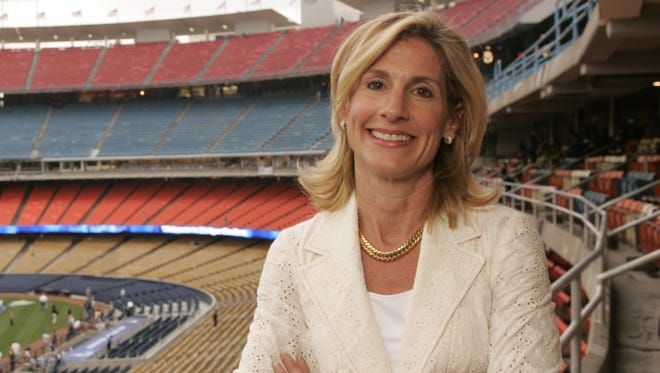 Former Dodgers co-owner Jamie McCourt has been nominated to be ambassador to France.