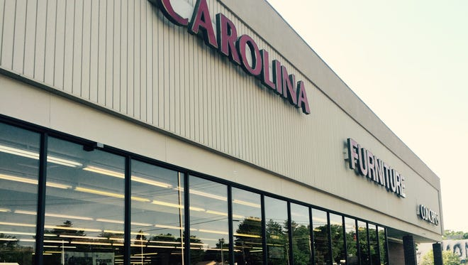 Carolina Furniture Concepts will move from its location on Hendersonville Road to a spot on Airport Road.