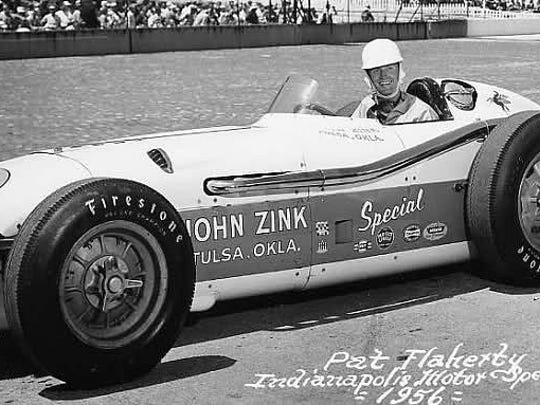 Pat Flaherty won the Indy 500 in 1956 in a car designed by Bill Byrne.
