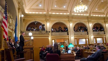 """The South Dakota Legislature is weighing a bill that would allow teachers in public schools to address """"strengths and weaknesses"""" of scientific theories."""