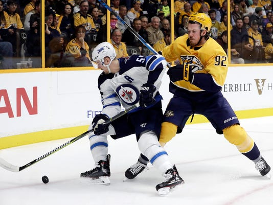Ryan Johansen, Mark Scheifele