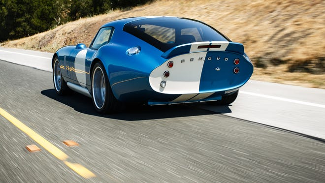 A company called Renovo says it is making an electric supercar, due for delivery next year.